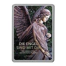 Die Engel sind mit dir, 20 Postkarten