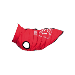 TRIXIE Hundemantel SaintMalo Geschirr rot M - 45 cm