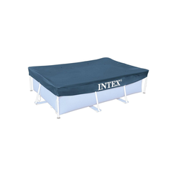 Intex Pool-Abdeckplane Poolabdeckplane - 300 x 200 cm, Für Rectangular Frame Pool - Pool Cover Abdeckung