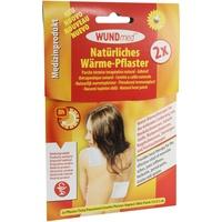 WUNDmed WUNDmed® Wärmepflaster 13 x 9,5 cm 2 Stück/Packung