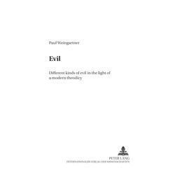 Evil als Buch von Paul Weingartner
