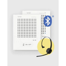 WHD 1110200320000 Gegensprechanlage Bluetooth®