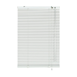 Jalousie Aluminium-Jalousie 25 mm weiß 160 x, GARDINIA