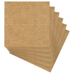 URSUS Kraftpapier Tischkarten, 12 Stück