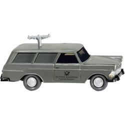 Wiking 007148 H0 Opel Rekord ´60 Caravan Fernmeldedienst