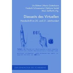 Diesseits des Virtuellen als Buch von