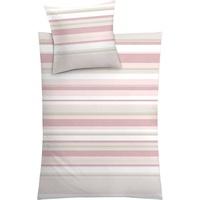 Kleine Wolke Bettwäsche Pite, Kleine Wolke, mit modernen Streifen rosa