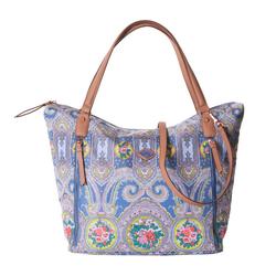 Oilily Shopper Tasche 32 cm riviera