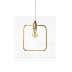 Ideal Lux Moderne Pendelleuchte abc -  in quadratisch rechteckig / quadratisch, 29,00 cm, quadratisch 207858