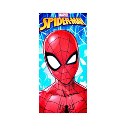 Spiderman Handtuch Marvel Spiderman - Badehandtuch, 70x140 cm (1-St), 100% Polyester
