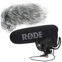 RODE Microphones Mikrofon Rode Videomic Pro Rycote Mikrofon + Windschutz