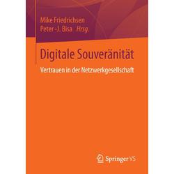 Digitale Souveränität als Buch von