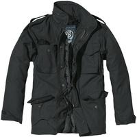 Brandit Textil M-65 Fieldjacket Classic black S