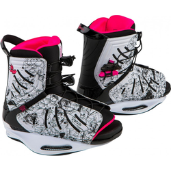 RONIX HALO Boots 2018 white/black/pink - 36,5-39,5