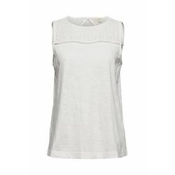 Esprit T-Shirt Crochet top L