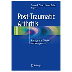 Post-Traumatic Arthritis - Buch