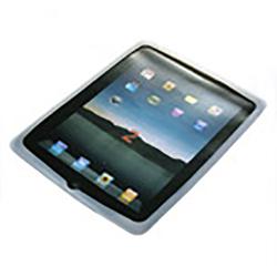 Silicon Case für iPad 2, weiß