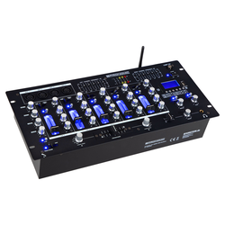 Pronomic DX-165REC MKII DJ-Mixer