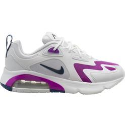 Nike Air Max 200 - Sneaker - Damen White/Pink 10 US