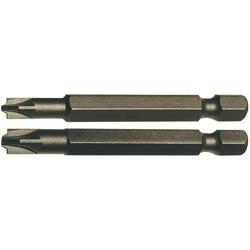 C.K. Plus/minus-Bit SL/PZ <b>1</b> Chrom-Vanadium Stahl E 6.3 2St.