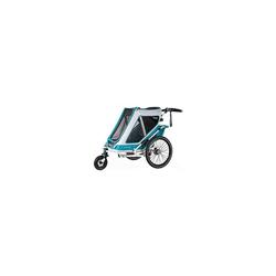 Qeridoo Fahrradkindersitz Speedkid1 2020 Petrol