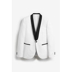 Next Smokingsakko Slim Fit Smoking-Anzug: Sakko 48