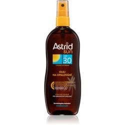 Astrid Sun Öl-Spray für Bräunung SPF 30 wasserbeständiger 200 ml