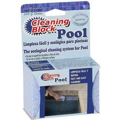 Cleaning Block Pool und Spa Reinigungsstein blau