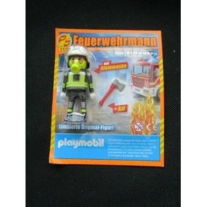Playmobil - Feuerwehr 112  Feuerwehrmann im Einsatz - zum aussuchen NEU OVP