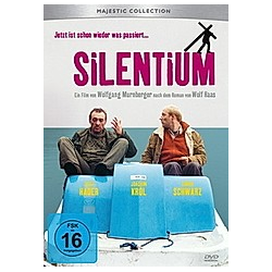 Silentium - DVD  Filme