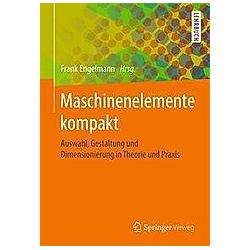 Maschinenelemente kompakt - Buch