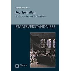 Repräsentation - Buch