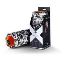 PTP Unisex – Erwachsene Xroller Faszienrolle, Camouflage, One Size