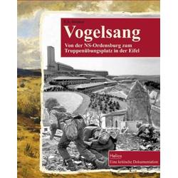 Vogelsang als Buch von Franz A. Heinen
