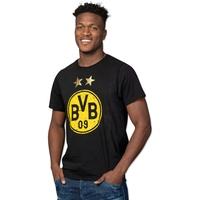 BVB Borussia Dortmund Borussia Dortmund, Logo, schwarz