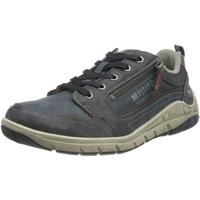 MUSTANG Herren 4160-301-8 Sneaker, blau,43 EU