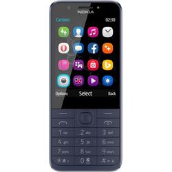 Nokia 230 Dual SIM Handy (7,11 cm/2,8 Zoll, 2 MP Kamera)