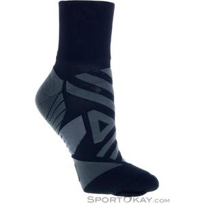On Mid Sock Herren Socken-Schwarz-M