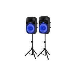 Vonyx VPS122A Aktives Lautsprecher-Set 800 W 12