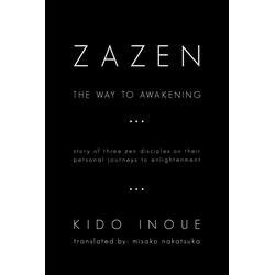 Zazen als Buch von Kido Inoue