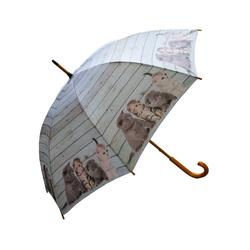 Mars & More Stockregenschirm 440s Mars & More Regenschirm Baby-Kätzchen