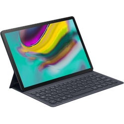 Samsung Book Cover Keyboard für Galaxy Tab S5E, schwarz