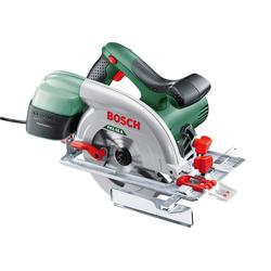 Bosch Handkreissäge PKS 55 A grün