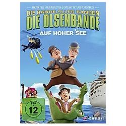 Die Olsenbande auf hoher See - DVD  Filme