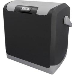 AEG KK 24 Kühlbox EEK: A++ (A+++ - G) Thermoelektrisch 12 V/DC, 230 V/AC Grau 24l