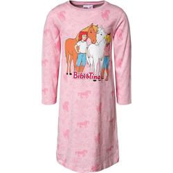 Bibi und Tina Nachthemd Bibi&Tina Kinder Nachthemd 104/110