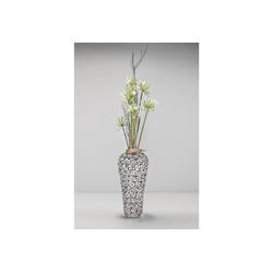 KARE Dekovase Vase Rose Multi Chrom Big