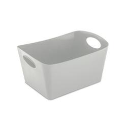 KOZIOL Aufbewahrungsbox Boxxx M Soft Grey 3.5 L