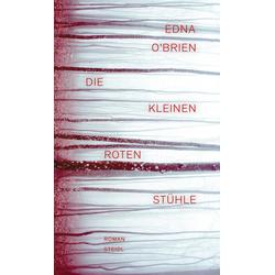 Die kleinen roten Stühle als Buch von Edna O'Brien