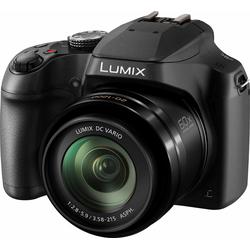 Lumix Panasonic DC-FZ82EG-K Bridge-Kamera (LUMIX DC VARIO, 18,1 MP, 60x opt. Zoom, Gesichtserkennung, Panorama-Modus)
